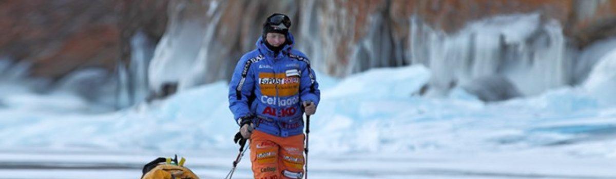 The Siberian Black Ice Race