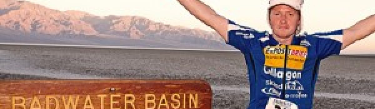 Badwater Run 217 km