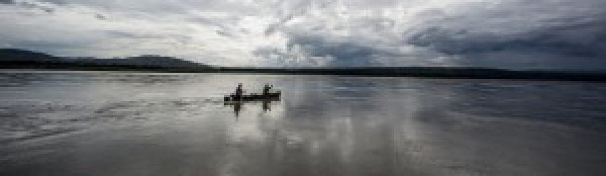 ALASKA – entlang des Yukon – Rivers 311 km im Kanu