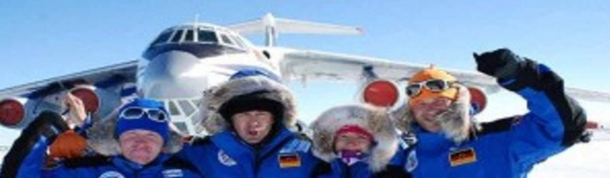 500KM Südpol
